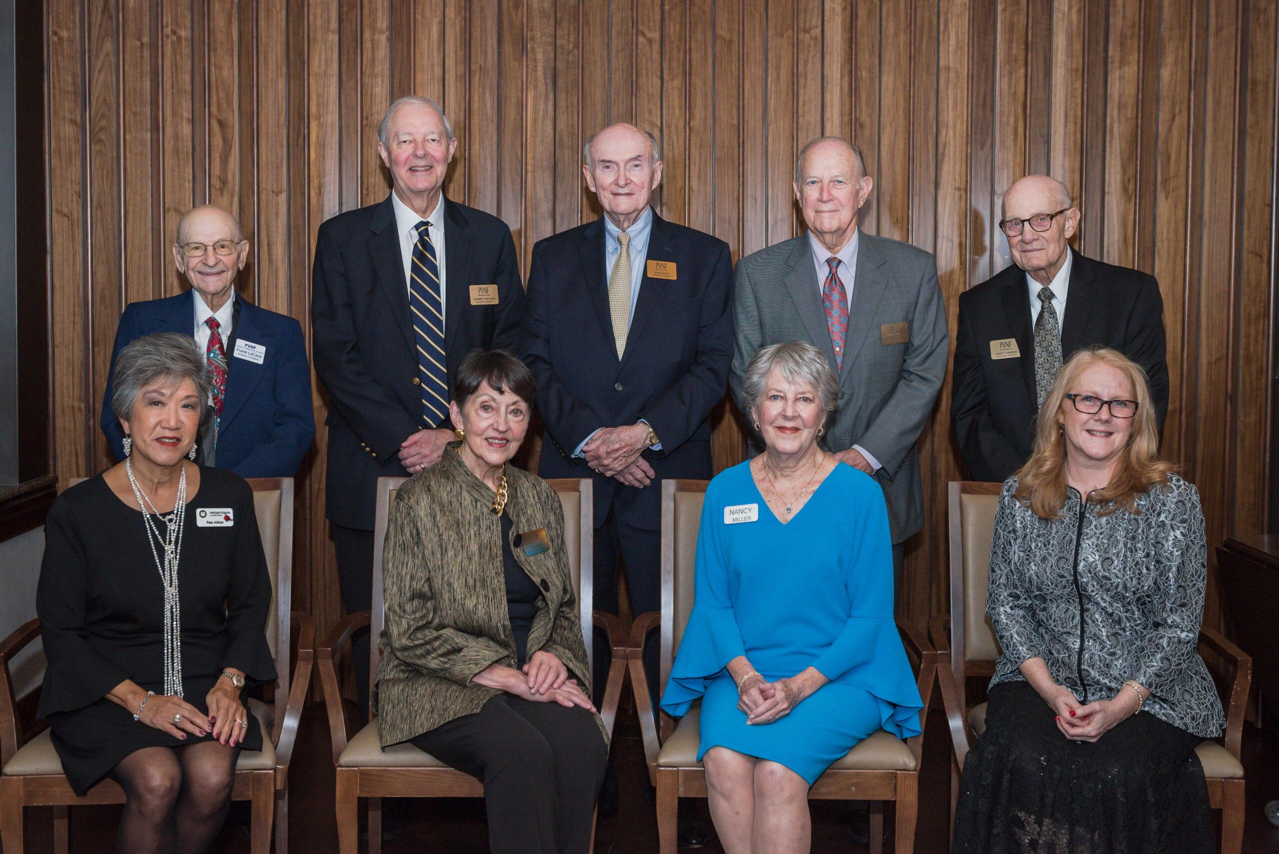 2020 Board of Trustees